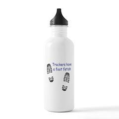Foot Fetish Water Bottle