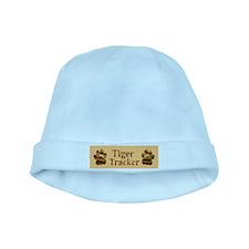 Tiger Tracker baby hat