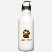 Tiger Tracker Water Bottle