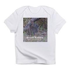 Brush Rabbit Infant T-Shirt
