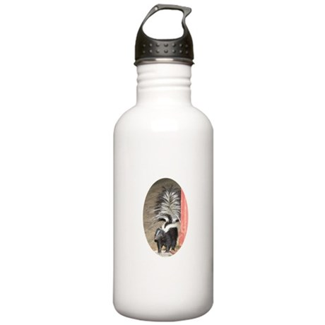 Little Skunk Big Tail Stainless Water Bottle 1.0L
