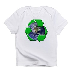 Earth Day Recycle Infant T-Shirt