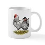 Wyandotte Silver Pair Mug