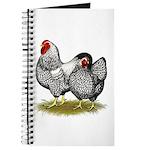 Wyandotte Silver Pair Journal