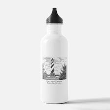Cape Hatteras Lighthouse Water Bottle