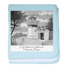 Cape Meares baby blanket