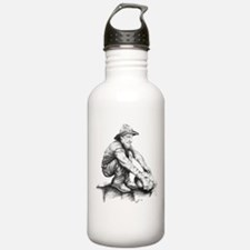 The Goldpanner Water Bottle