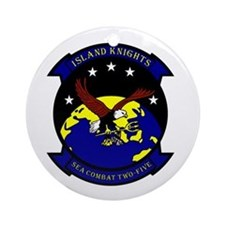 HSC-25 Island Knights Ornament (Round)