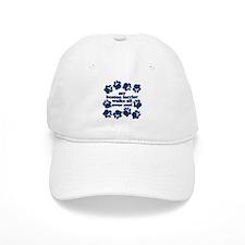 Boston Terrier WALKS Baseball Cap