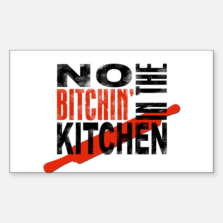 NOBITCHIN Decal