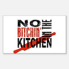 NOBITCHIN Stickers