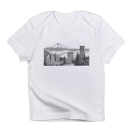 Portland/Mt. Hood Infant T-Shirt