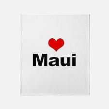 Maui Throw Blanket