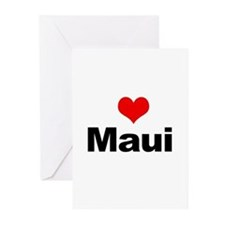 Maui Greeting Cards (Pk of 20)