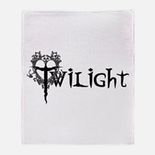 Twilight Movie Throw Blanket