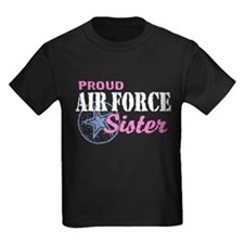 Proud Air Force Sister T