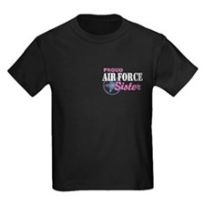 Proud Air Force Sister T