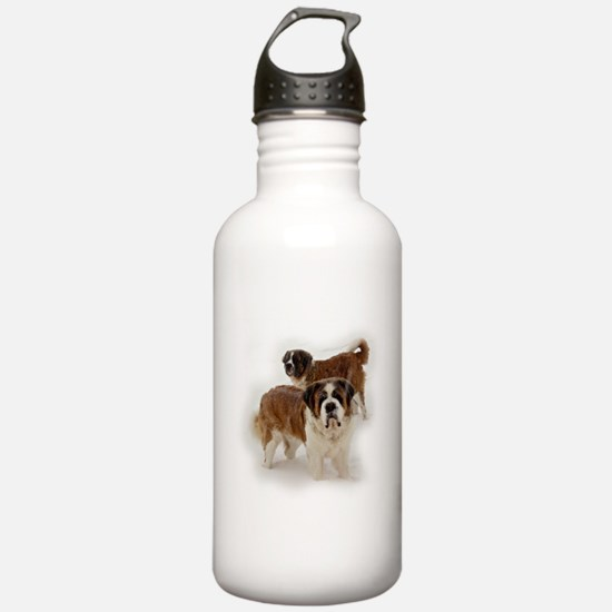 Funny Big dog Water Bottle