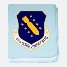 44th Bomb Wing Baby Blanket