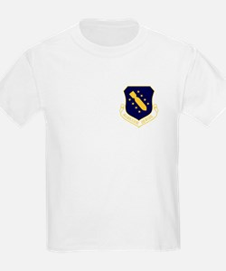 44th Bomb Wing Kid's Light T-Shirt