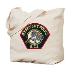 Jersey City Police BCI Tote Bag