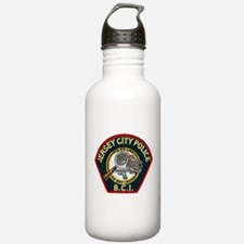 Jersey City Police BCI Water Bottle