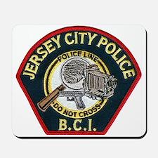 Jersey City Police BCI Mousepad