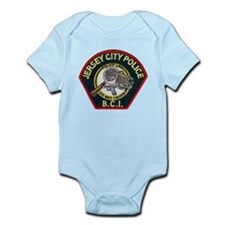 Jersey City Police BCI Onesie