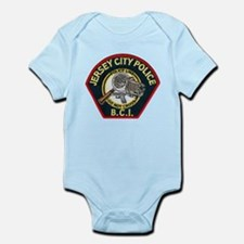 Jersey City Police BCI Onesie