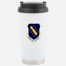44th Bomb Wing Stainless Steel Travel Mug