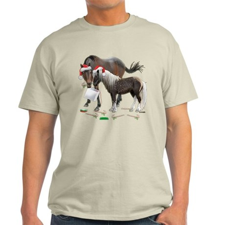 Caballo and Cisco Christmas Light T-Shirt