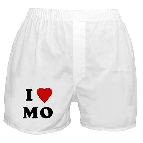 I Love MO Boxer Shorts