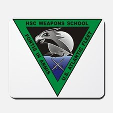 HSC Weapons School Mousepad