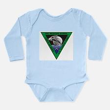 HSC Weapons School Long Sleeve Infant Bodysuit