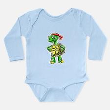 Ninja Turtle Tortoise Onesie Romper Suit