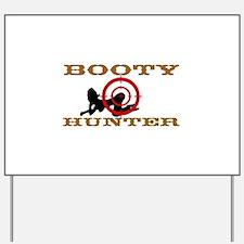Funny Hunter Yard Sign