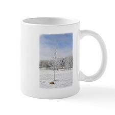 Icy Winter Tree Mug