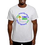 Eco-Chick Go Green Light T-Shirt