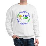 Eco-Chick Go Green Sweatshirt