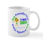 Eco-Chick Go Green Mug