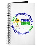 Eco-Chick Go Green Journal