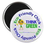 Eco-Chick Go Green 2.25