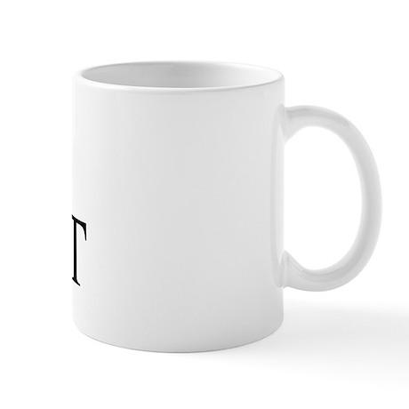 Religious LEFT Mug