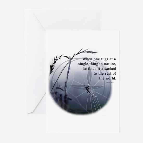 UU - Web of Life Greeting Cards (Pk of 10)