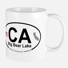 Big Bear Lake Mug