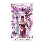 Capricorn Rectangle Sticker
