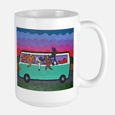 Go Greyhound Mug