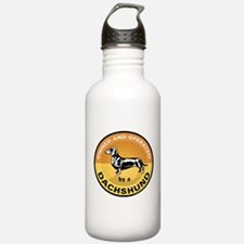 Owned and Operated by a Dachs Water Bottle
