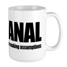 I Love Anal-yzing Mug