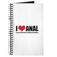 I Love Anal-yzing Journal